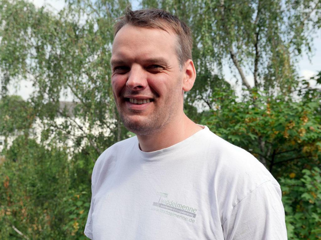 Malermeister Thorsten Middelmenne